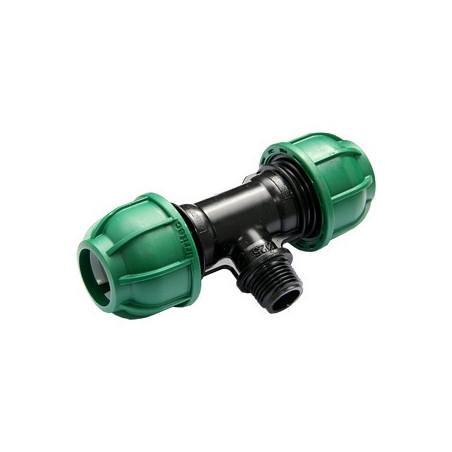 Greenmill Aquasystem Zestaw złączek na wąż 12cal na kran 3412cal GB1625C