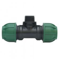 Greenmill Aquasystem Zestaw złączek na wąż 12cal z pistoletem na kran 3412cal GB1626C