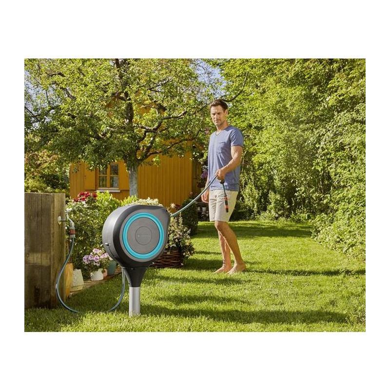 Gardena Przyłącze kranowe mosiężne kolanowe G 34 caldo węża 12cal 728620 GA7286