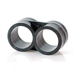 Greenmill Aquasystem Dysza statyczna 10A 45360 2.7m CZERWONA z filtrem r2.7m 2bar 45360st 2szt GB6610A