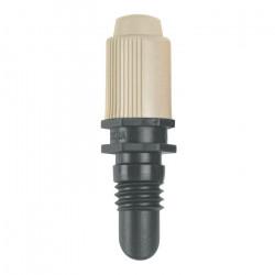 Gardena Sprinklersystem zraszacz wynurzalny 100 z dyszą pasmową 155229 GA1552