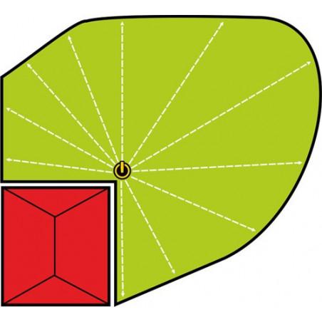 Greenmill Basic Opryskiwacz uniwersalny max. 5l GB950